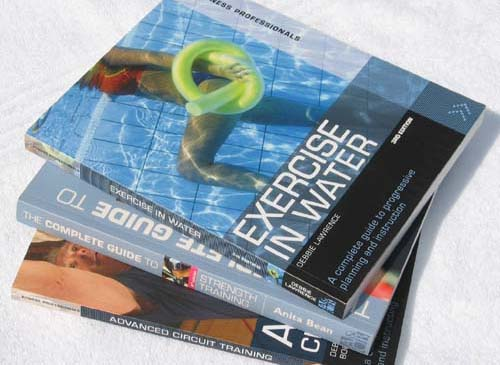 Three new health and fitness books from A&C Black