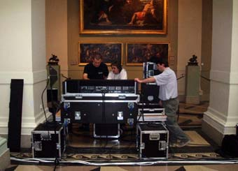 A&H kit for Budapest museum