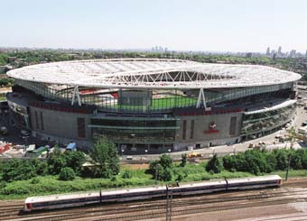 Abloy secures Emirates Stadium
