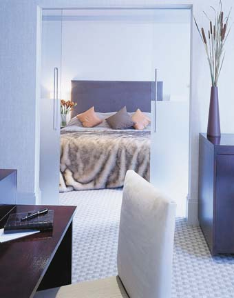 London hotel to provide an anti-allergen sleep system