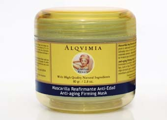 Alqvimia reveals new anti-ageing firming mask