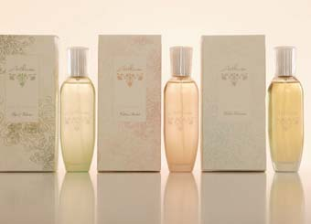 New personal fragrance line from Anthousa