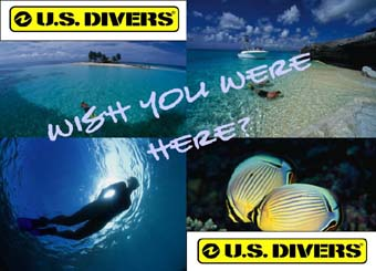 US Divers resurfacing across Britain