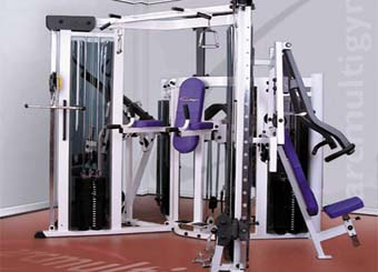 Arcmultigym launched in UK