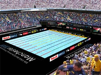 Astral to install pools for 2008 world championships