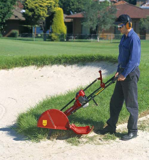 DJ taking care of turf