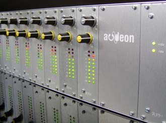 M-Jay's new Audeon MCTX-16 unveiled