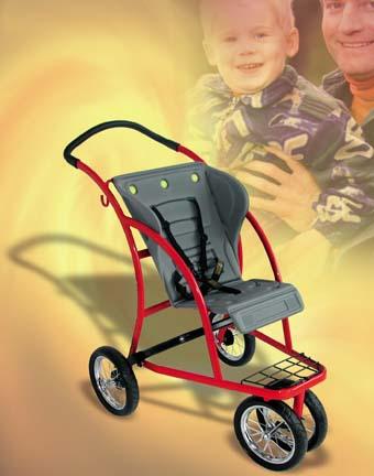 Beresford's new generation stroller