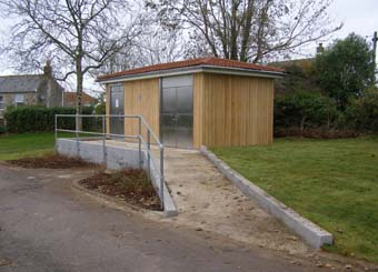 Kerrier Council goes green with new loo