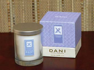 Dani's sustainable packaging