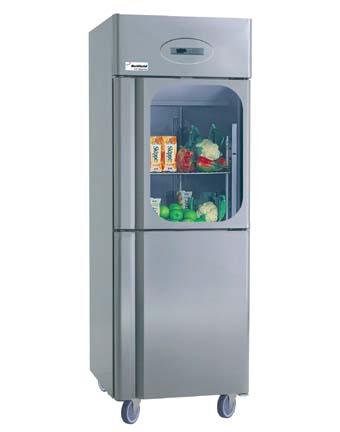 Same fridge, more space