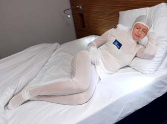 Space-age pj's in Travelodge trial