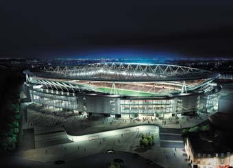 DD GrassMaster selected for Arsenal's new stadium