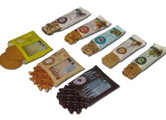 Doves Farm to unveil new snack range
