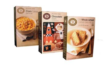 Cereal re-launch by Doves Farm