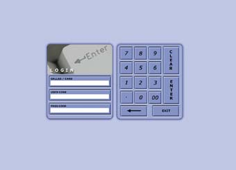 Secure EPoS over the internet