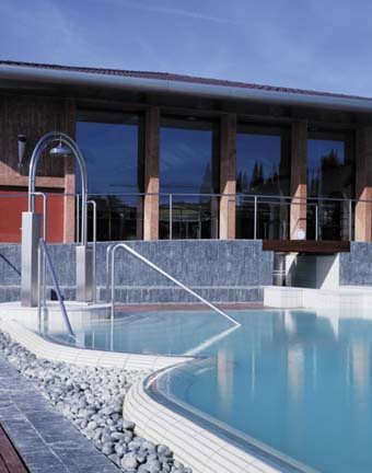 Floor Gres selected for new Italian spa