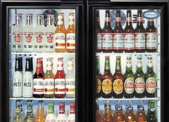 Cooler new collection from Foster Refrigerator