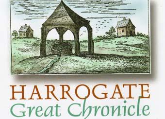 Booking in to Harrogate