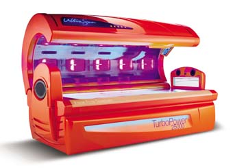New range of tanning equipment from Helionova