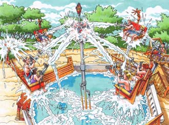 New water ride on the Horizon