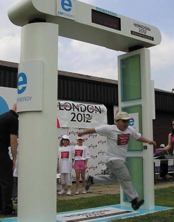 Positive Outlook for London's Olympic bid