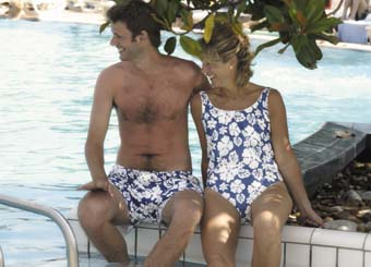 Disposable swimsuit becomes Permanent