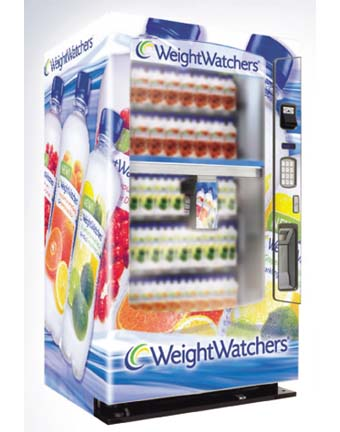 Weight Watchers adding sparkle to the drinks market