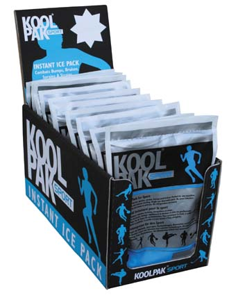 Pain relief in the bag from Koolpak