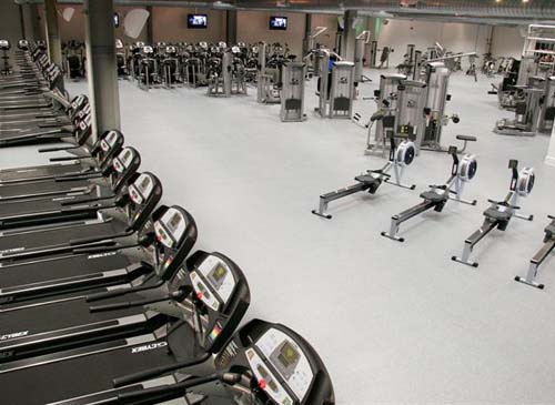 Leisure Advantage provides funding for The Gym