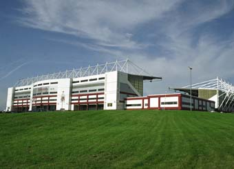 Lindley to cater for Stoke City
