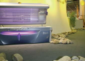 Solaria launch for KBL sunbeds