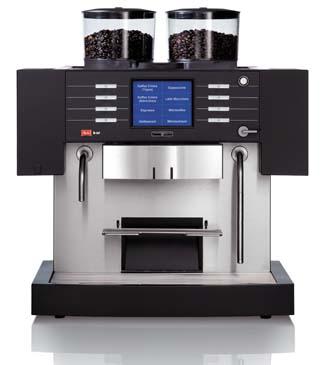Melitta introduces bar coffee machine