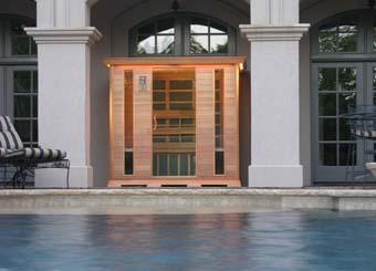 Nordic Saunas unveils Armana