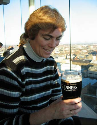 UK Guinness production to cease