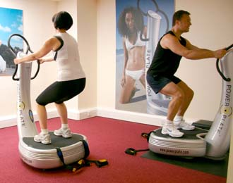 Venerable Guernsey club installs Power Plate