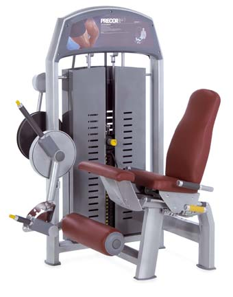 Double the strength from Precor