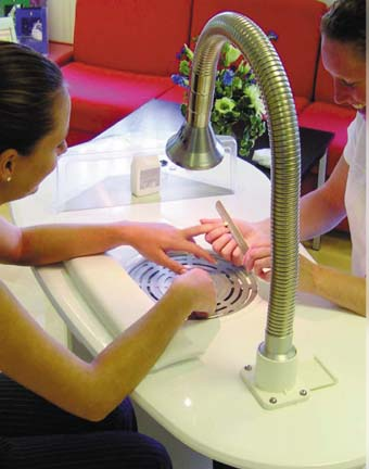 Safer nail treatment from Purex
