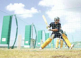 Radford nets world cup cricket contract