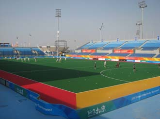 Poligras selected for Beijing Olympics