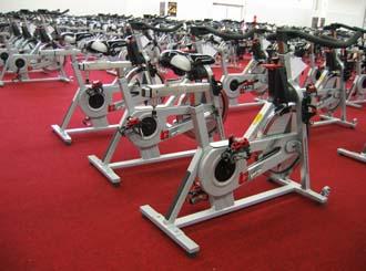 Schwinn IC bikes for Sussex gym