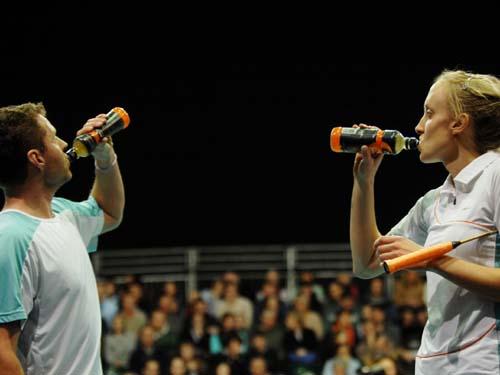 Slazenger S1 for Badminton Championships