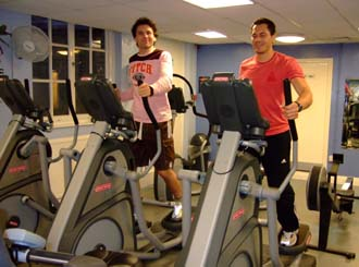 Parliamentary gym contract for Jubilee Hall