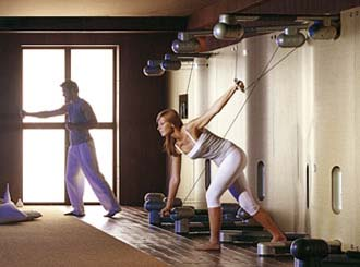 Candover buys stake in Technogym.