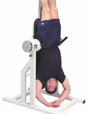 Teeter introduces inversion therapy