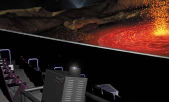 Mexican planetarium installs Digistar