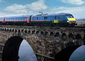 GNER takes stock with Torex