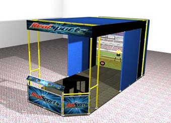 VSS launches new sports simulator system