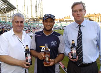 Marston's Surrey CCC beer deal