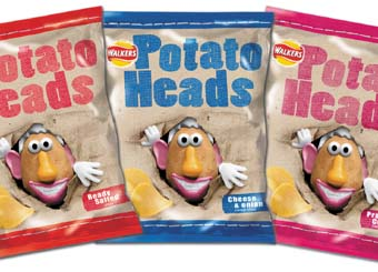 Potato Heads new for kids